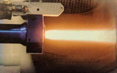 Sviluppo nuova tecnologia per rivestimento cilindri resistenti ad acidi ed alte temperature